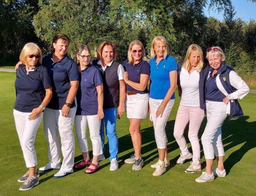 Die Saison unserer AK 50 Damen